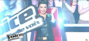 Jenifer Bartoli dans dans les Coulisses de The Voice 1x06 - 31/03/12 - 05