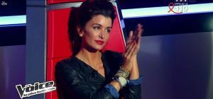 Jenifer Bartoli dans dans les Coulisses de The Voice 1x06 - 31/03/12 - 07