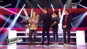 Jenifer Bartoli dans The Voice 1x06 - 31/03/12 - 01