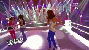 Jenifer Bartoli dans The Voice 1x06 - 31/03/12 - 06