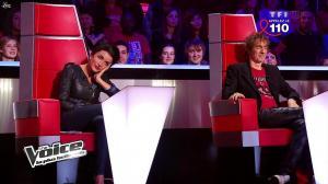 Jenifer Bartoli dans The Voice 1x06 - 31/03/12 - 08