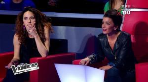 Jenifer Bartoli dans The Voice 1x06 - 31/03/12 - 09