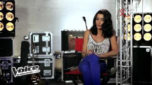 Jenifer Bartoli dans The Voice 1x06 - 31/03/12 - 12