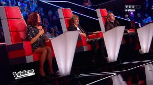 Jenifer Bartoli dans The Voice 1x07 - 07/04/12 - 01