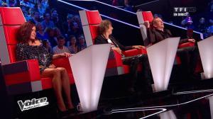 Jenifer Bartoli dans The Voice 1x07 - 07/04/12 - 02