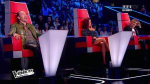 Jenifer Bartoli dans The Voice 1x07 - 07/04/12 - 03