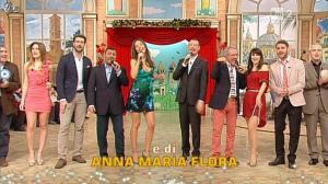 Laura Barriales, Arianna Rendina et Lorena Bianchetti dans Mezzogiorno in Famiglia - 06/01/13 - 01