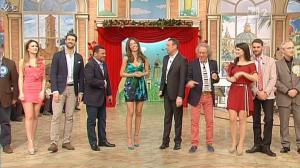 Laura Barriales, Arianna Rendina et Lorena Bianchetti dans Mezzogiorno in Famiglia - 06/01/13 - 02