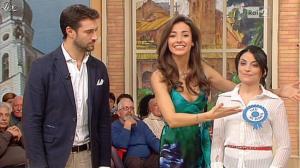 Laura Barriales dans Mezzogiorno in Famiglia - 06/01/13 - 08