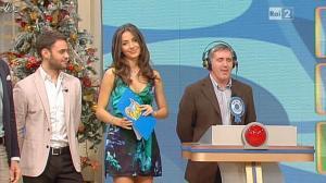 Laura Barriales dans Mezzogiorno in Famiglia - 06/01/13 - 10