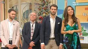 Laura Barriales dans Mezzogiorno in Famiglia - 06/01/13 - 16