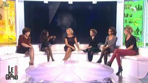 Laurence Ferrari, Audrey Pulvar et Caroline Ithurbide dans le Grand 8 - 08/11/12 - 15