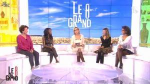 Laurence Ferrari et Audrey Pulvar dans le Grand 8 - 26/11/12 - 01