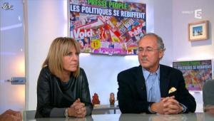 Laurence Pieau dans C à Vous - 31/10/12 - 01