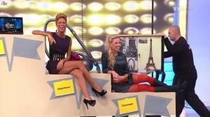 Les Gafettes, Doris Rouesne et Nadia Aydanne dans le Juste Prix - 01/11/12 - 02