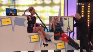 Les Gafettes, Doris Rouesne et Nadia Aydanne dans le Juste Prix - 01/11/12 - 03