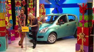 Les Gafettes, Doris Rouesne et Nadia Aydanne dans le Juste Prix - 26/10/12 - 06