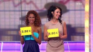 Les Gafettes, Fanny Veyrac et Doris Rouesne dans le Juste Prix - 24/10/12 - 27