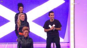 Les Gafettes, Fanny Veyrac, Doris Rouesne et Nadia Aydanne dans le Juste Prix - 01/11/12 - 01