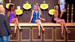 Les Gafettes, Fanny Veyrac, Doris Rouesne et Nadia Aydanne dans le Juste Prix - 12/09/12 - 13