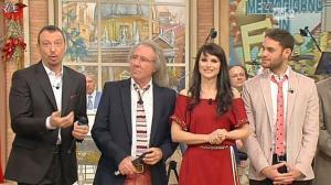 Lorena Bianchetti dans Mezzogiorno in Famiglia - 06/01/13 - 03