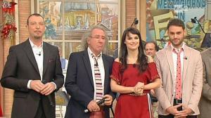 Lorena Bianchetti dans Mezzogiorno in Famiglia - 06/01/13 - 04