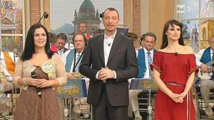 Lorena Bianchetti dans Mezzogiorno in Famiglia - 06/01/13 - 07