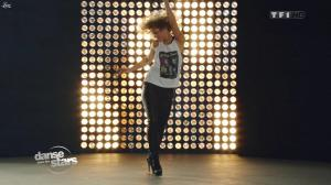 Lorie dans Danse Avec les Stars - 06/10/12 - 04