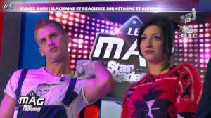 Lucie Azard dans le Mag - 06/12/12 - 06