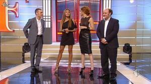 Miriam Leone et Giorgia Palmas dans Ale E Franz Show - 04/12/11 - 02