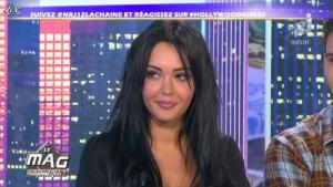Nabilla Benattia dans Hollywood Girls le Mag - 31/10/12 - 11