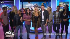 Nabilla Benattia, Shauna Sand et Ayem dans Hollywood Girls le Mag - 31/10/12 - 04