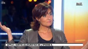 Nathalie Iannetta dans la Matinale - 21/09/12 - 01