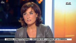 Nathalie Iannetta dans la Matinale - 21/09/12 - 03