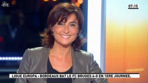 Nathalie Iannetta dans la Matinale - 21/09/12 - 04
