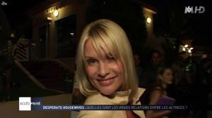 Nicolette Sheridan dans Accès Privé - 16/06/12 - 02