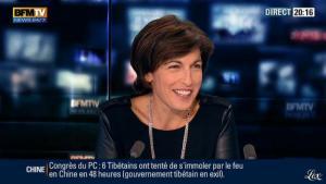 Ruth Elkrief dans BFM TV - 08/11/12 - 02