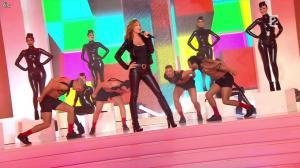 Sabrina Salerno dans Champs Elysees - 03/11/12 - 02