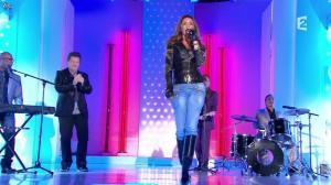 Sabrina Salerno dans Vivement Dimanche - 14/10/12 - 02