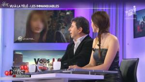 Sandra Lou dans Vous êtes En Direct - 27/11/12 - 06