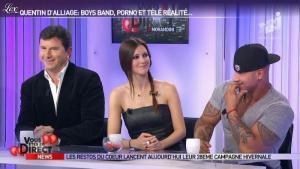 Sandra Lou dans Vous Etes En Direct - 27/11/12 - 16
