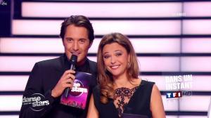 Sandrine Quétier dans Danse Avec les Stars - 10/11/12 - 06