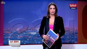 Sonia Mabrouk dans le 22h - 03/12/12 - 02