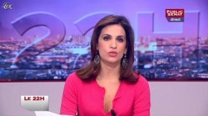 Sonia Mabrouk dans le 22h - 05/12/12 - 02