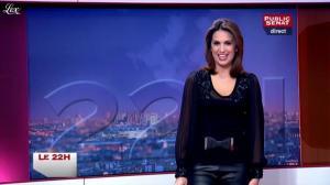 Sonia Mabrouk dans le 22h - 19/11/12 - 01