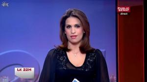 Sonia Mabrouk dans le 22h - 19/11/12 - 03