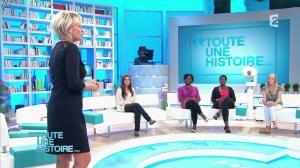 Sophie Davant dans Toute une Histoire - 02/11/12 - 01