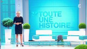 Sophie Davant dans Toute une Histoire - 02/11/12 - 02
