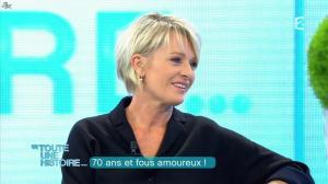 Sophie Davant dans Toute une Histoire - 09/11/12 - 04