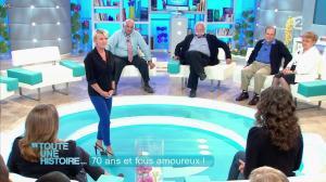 Sophie Davant dans Toute une Histoire - 09/11/12 - 07
